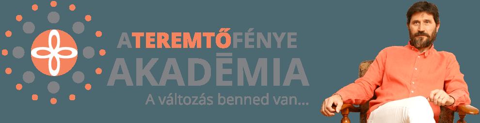 A Teremtő Fénye Akadémia Retina Logo